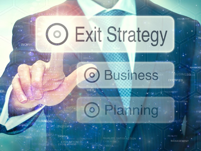 Insight - Business exit